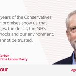 NHS Money Labour